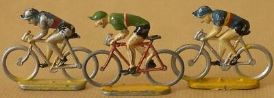 Miniature Cycliste