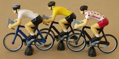 vélo miniature du tour