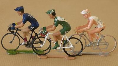cycliste miniature